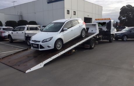 cheap car towing